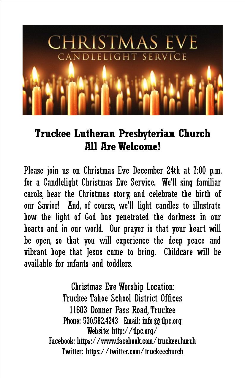 Christmas Eve Flyer 3